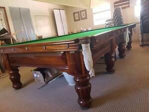 RESTORATION GK....POOL/SNOOKER TABLES Bundaberg Central Bundaberg City Preview
