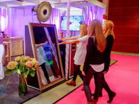 MAGIC MIRROR Photo Booth Cabine Photo Photomaton