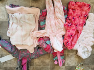 Girl clothes ranging from 6m to 12-18m