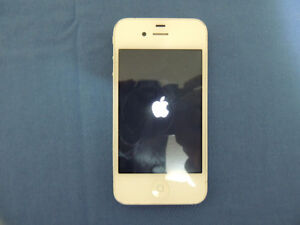 Iphone 4s White   * For Parts *