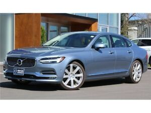 2017 Volvo S90 T6 Inscription T6 INSCRIPTION | FULL VOLVO WAR...