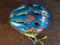 Kids halmet, scooter , bicycle , junior