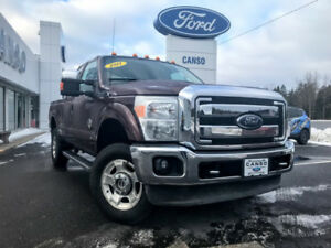 2011 Ford F-250 SUPER DUTY XLT-SNOW PLOW PREP PACKGE