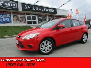 2014 Ford Focus SE   HATCH, LOW KMS, SYNC, AUTOMATIC, POWER GROU