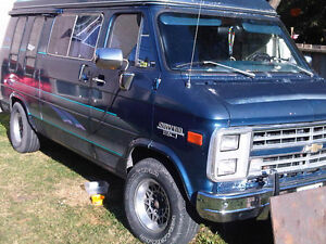 1985 Chevrolet Other Minivan, Van
