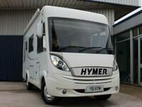 Hymer B544 DIESEL MANUAL 2011/Y