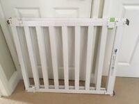 2 Mothercare BLOKIT stair gates safety gates