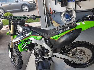 Kawasaki KX 250F