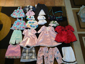American /Canadian doll clothes