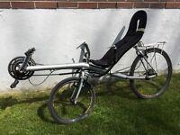 Recumbent Bike