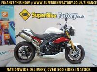 2015 15 TRIUMPH SPEED TRIPLE R 1050 ABS