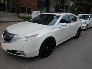 2010 Acura TL SH-AWD with Tech Package