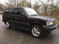 2001 Land Rover Range Rover 4.6 V8 AUTO, VOGUE, SAT NAV