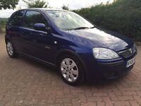 2006 Vauxhall Corsa 1.2 16v SXI+ Twinport, Full MoT, Full Service History