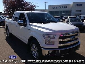 2017 Ford F-150 Lariat  -  Bluetooth - Low Mileage