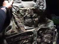 MTP Body armour