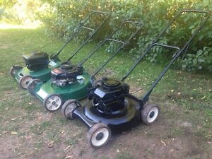 Good used lawnmowers- can deliver