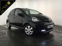 2014 TOYOTA AYGO MOVE WITH STYLE VVT-I 5 DOOR HATCHBACK FINANCE PX WELCOME