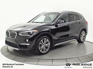 2018 BMW X1 **CAMERA**CUIR**TOIT PANORAMIQUE**MAGS**