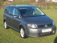 2012(12) Volkswagen Touran 1.6TDI ( 105ps ) Tech BlueMotion SE