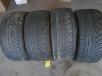 Full all season set of Continental  275 45 ZR19 ( Price Reduced)