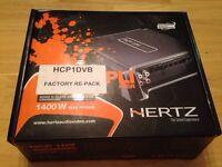 Hertz HCP1D 1400 Watt Amp