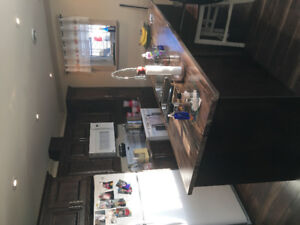 RENTED!!!!2 bedroom basement apartment for rent. New Subdivision