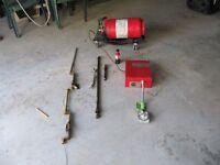 Amerex Fire Supression System