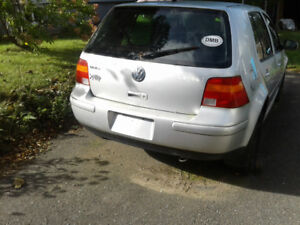 2003 VW Golf For Parts