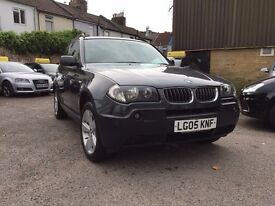 BMW X3 2.5 i Sport 5dr£4,495 well looked after