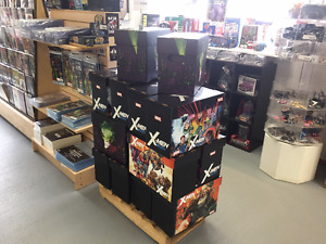 X-Men & Joker Comic Art Boxes In Stock Now Only $13 Each