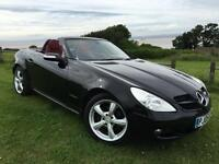 Mercedes Slk 200 Kompressor Convertible 1.8 Manual Petrol