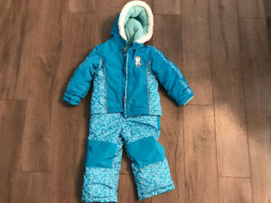 2T Toddler Snowsuit
