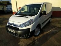 Citroen Dispatch 1200 L1 H1 HDI (white) 2015