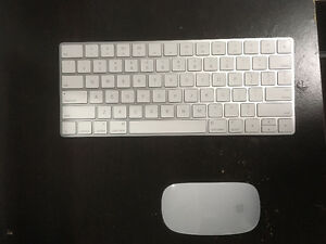 Apple Magic Mouse and Magic Keyboard only used THREE TIMES