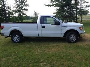 2013 Ford F-150 Pickup Truck Chrome package !!!
