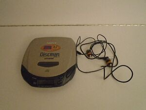 SONY COPACT DISC/COMPACT PLAYER