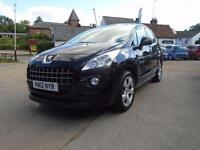 Peugeot 3008 1.6 E-HDi Active 5dr Automatic DIESEL AUTOMATIC 2012/12
