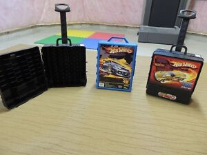 Hot Wheels Carry Cases
