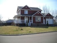 Beautiful Executive Home Moncton North with Pool