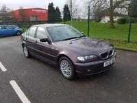 2002 BMW 3 Series 2.2 320i SE 4dr