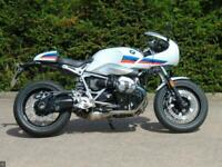 2017 67 BMW R NINE T RACER JUST 685MILES FROM NEW!