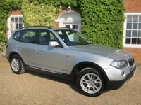 BMW X3 2D - Low mileage & full service history