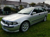 Volvo V40 1.8 2004 Sport PX Swap Anything considered