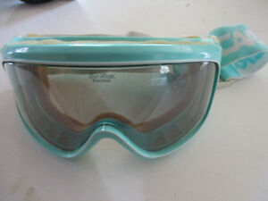 Goggles ladies Carrera mint green