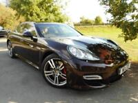 2010 Porsche Panamera 4.8 V8 Turbo 4dr PDK Burmester Sound! Sports Exhaust! B...
