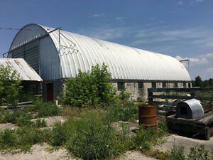Multiple Barns For Rent In Stirling Area