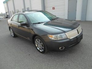 2007 Lincoln MKZ AWD Auto Winter Tiers V6  3.7L   Sedan