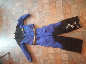 Boys snow suit size 7/8