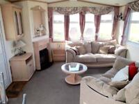 Static Caravan Clacton-on-Sea Essex 3 Bedrooms 8 Berth Willerby Lyndhurst 2002